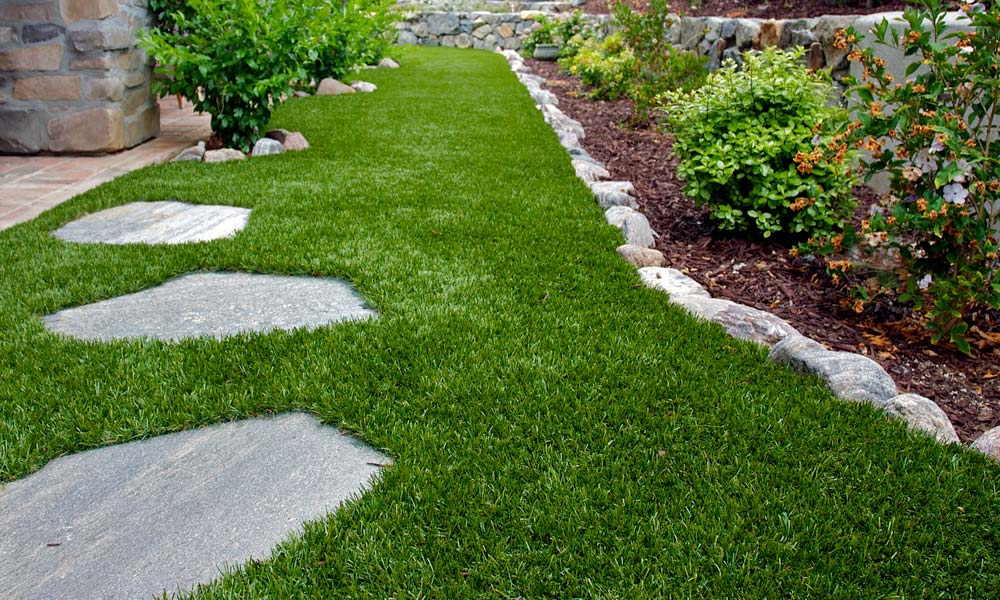 Artificial Lawn Custom Backyard Company Del Mar, Top Rated Backyard Synthetic Grass Installation