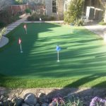 Synthetic Turf Putting Greens For Backyards Del Mar, Best Artificial Lawn Golf Green Prices
