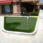 Synthetic Lawn Golf Putting Green Company Del Mar, Best Artificial Grass Installation Prices