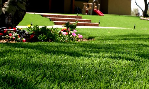 Synthetic Grass Custom Design Company Del Mar, Best Custom Artificial Lawn Pricing