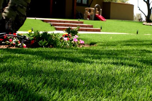Synthetic Grass Custom Design Company Del Mar, Best Custom Artificial Lawn Pricing