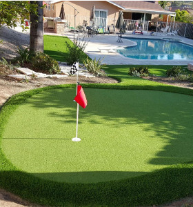 Synthetic Grass Company Del Mar, Putting Greens Turf Contractor