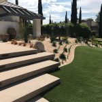 Synthetic Turf Installation Contractor Projects Del Mar, New Residential or Business Project Artificial Landscape Installation