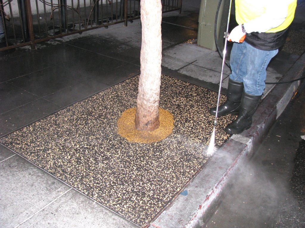 Tree Well Maintenance Service Del Mar, Porous Tree Well Install Del Mar